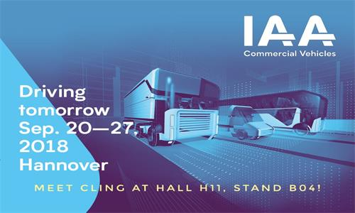 we are to meet at IAA 2018